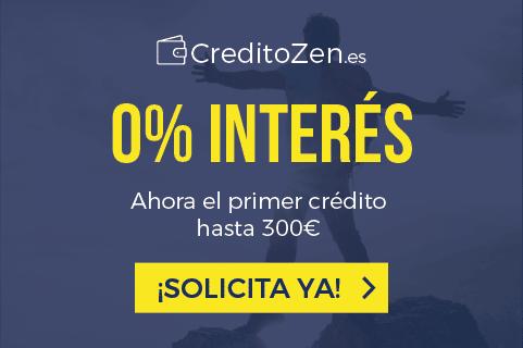 Solicitar crédito en CreditoZen