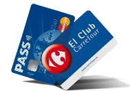 Carrefour Pass y Club Carrefour