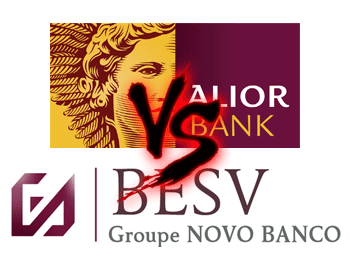 Alior Bank vs BESV