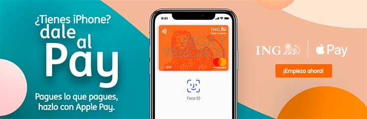 Apple Pay con ING