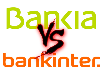 Bankia vs Bankinter