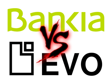 Bankia vs EVO Banco