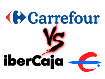 Carrefour vs Ibercaja