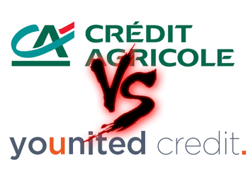 Crédit Agricole vs Younited Credit