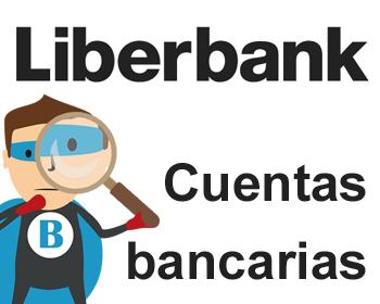 Cuentas bancarias de Liberbank