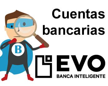 Cuentas bancarias de EVO Banco