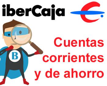 Cuentas bancarias de Ibercaja