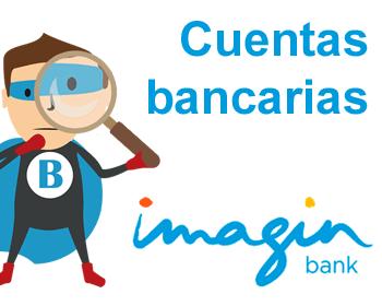 Cuentas bancarias de Imaginbank