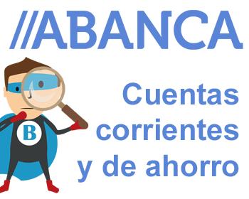 Cuentas personales de Abanca