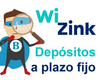 Depósitos a plazo fijo de Wizink
