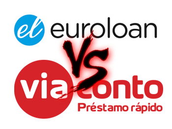 Euroloan vs Viaconto