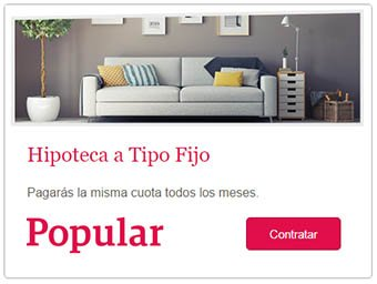 Hipoteca fija del popular informaci n y opiniones for Hipoteca interes fijo