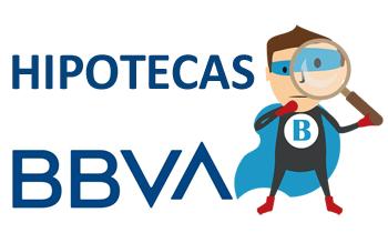 Hipotecas fijas y variables del BBVA