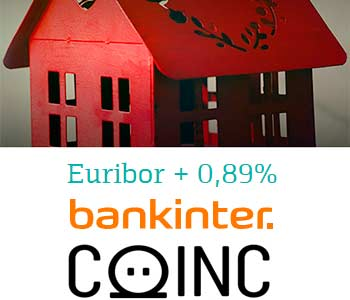hipotecas variables de Bankinter y Coinc