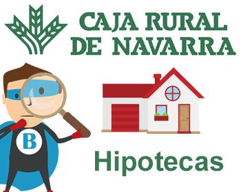 Hipotecas de Caja Rural de Navarra