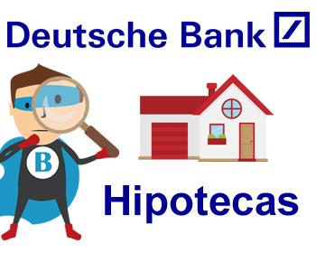 Hipotecas de Deutsche Bank