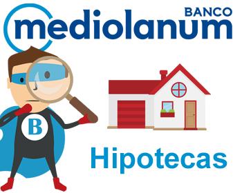 Hipotecas de banco Mediolanum