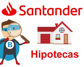 Hipotecas del banco Santander