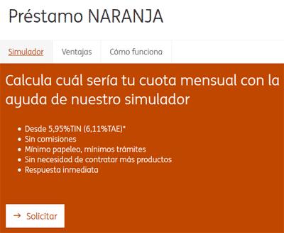 Creditocievia blog for Simulador hipoteca ing