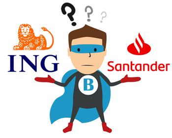 ING vs Santander