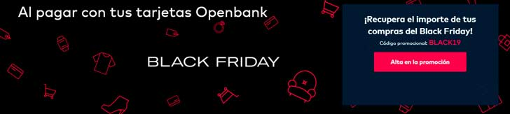Black Friday Openbank