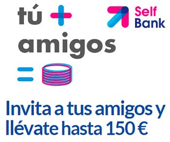 Plan amigo Self Bank