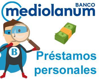 Préstamos personales de Banco Mediolanum