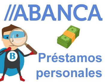 Préstamos personales de Abanca