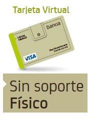 Tarjeta virtual prepago de bankia informaci n y opiniones for Buscador oficinas bankia