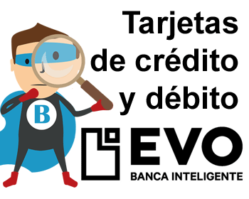 Tarjetas de EVO Banco