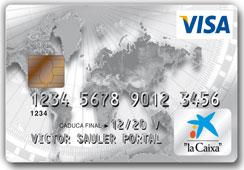 Tarjeta De Crédito Visa Classic De La Caixa