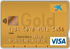 Contratar Tarjeta De Crédito Visa Gold De La Caixa