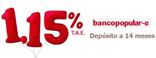 Opinión y experiencia al contratar depósito a 14 meses de WiZink (antes bancopopular-e)